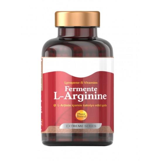 Herbatürk L-Arginine Fermante 90 Kapsül