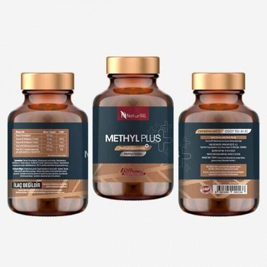 Herbatürk Metil Plus 30 Kapsül