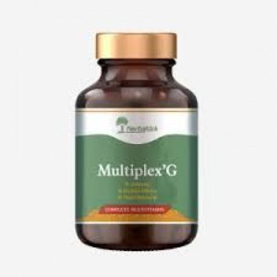 Herbatürk Multiplex' G Multi Mineral 30 Kapsül