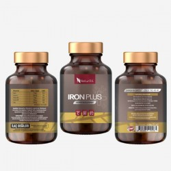 Herbatürk İron Plus Demir Bisglisinat