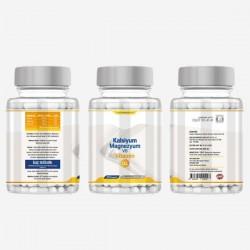 Herbatürk Kalsiyum, Magnezyum, D3