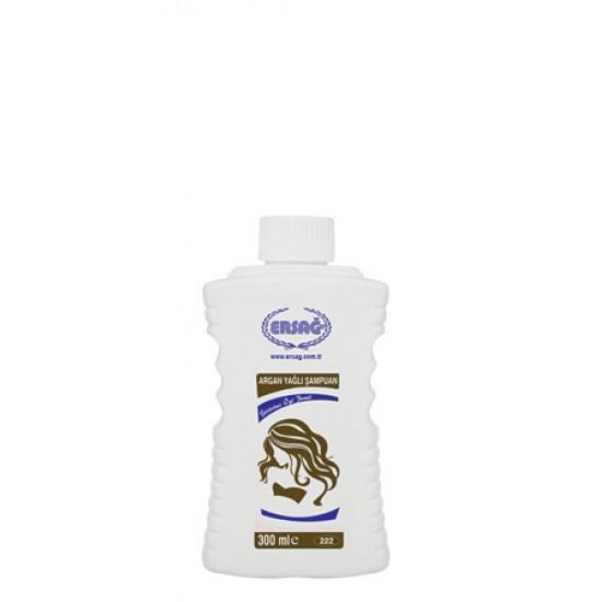 Ersağ Argan Yağlı Şampuan 300 ML