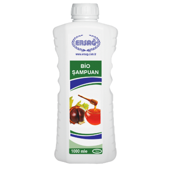 Ersağ Bio Şampuan 1000 ML