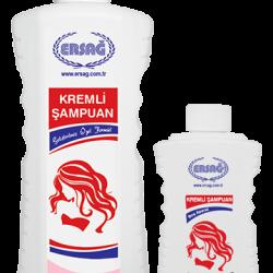 Ersağ Kremli Şampuan 1000 ML. Aparatlı