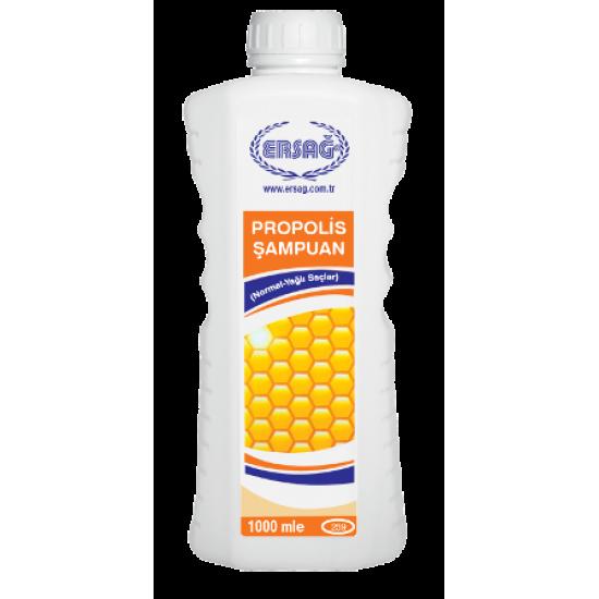 Ersağ Propolisli Şampuan (Normal-Yağlı Saçlar) 1000ml